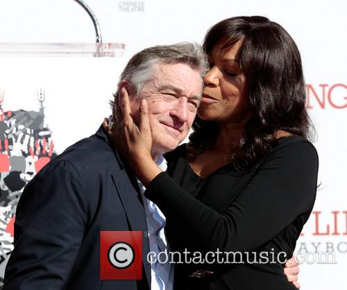 Robert De Niro and Grace Hightower 16