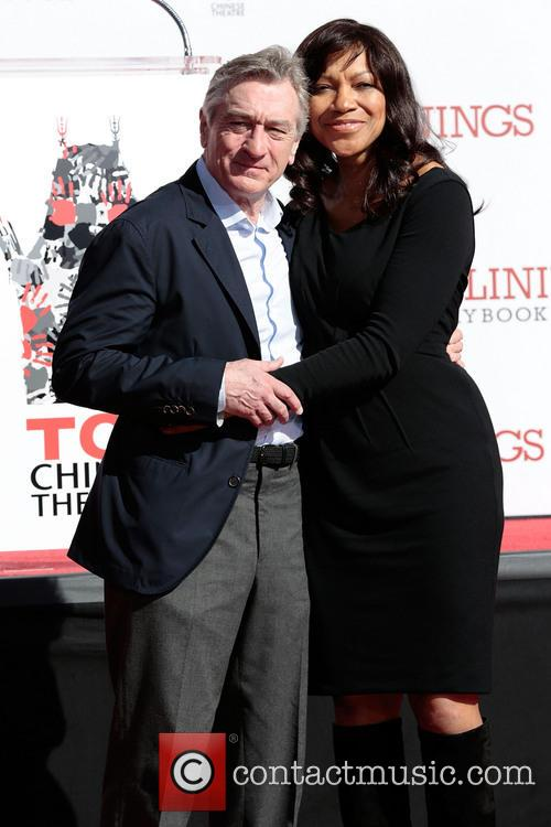 Robert De Niro and Grace Hightower 17