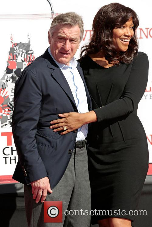 Robert De Niro and Grace Hightower 18