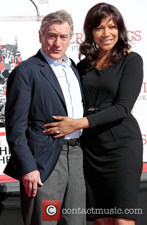 Robert De Niro and Grace Hightower 19