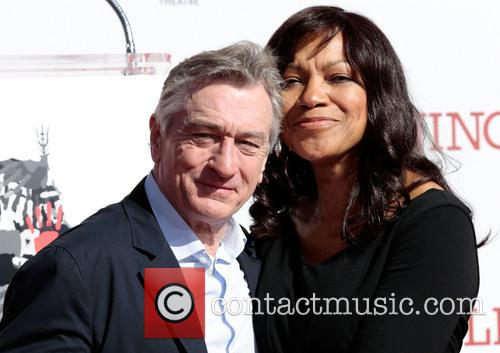 Robert De Niro and Grace Hightower 20
