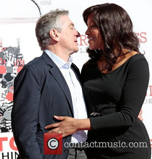 Robert De Niro and Grace Hightower 21