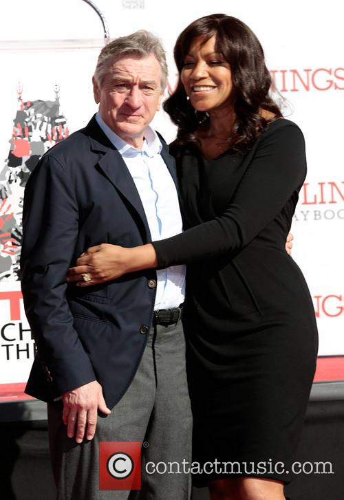 Robert De Niro and Grace Hightower 23