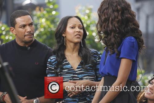 Meagan Good and Laz Alonso 15