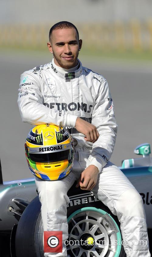 Lewis Hamilton, Andalucia