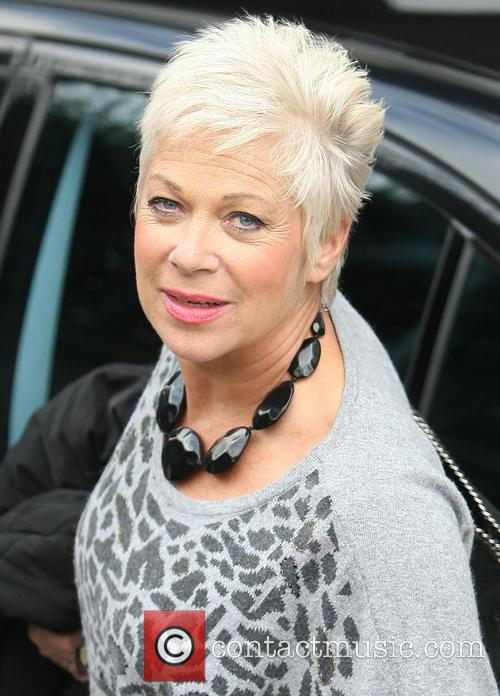 denise welch celebrities at the itv studios 3481625