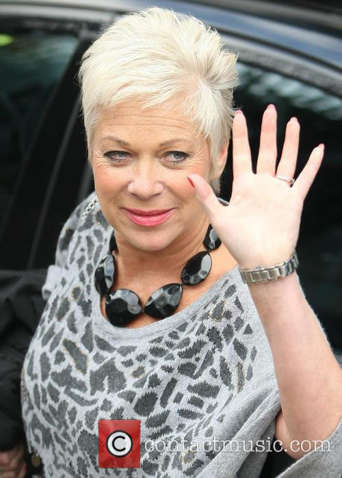 denise welch celebrities at the itv studios 3481632
