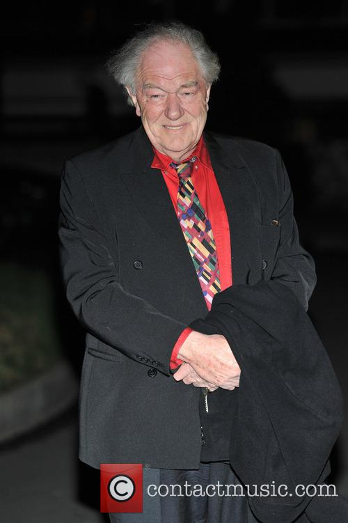 Sir Michael Gambon 3