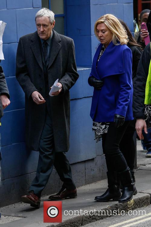 Nicholas Lyndhurst and Amanda Redman 4
