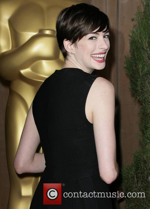 anne hathaway oscars nominees luncheon 3481935