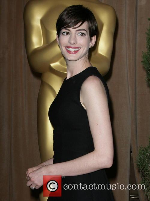 anne hathaway oscars nominees luncheon 3481972