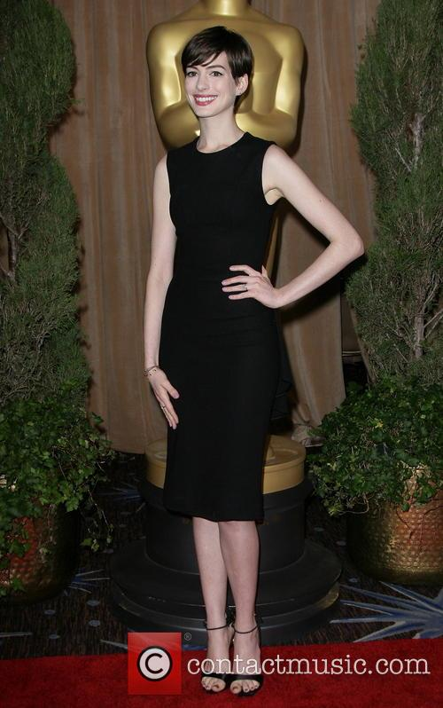 anne hathaway oscars nominees luncheon 3481974