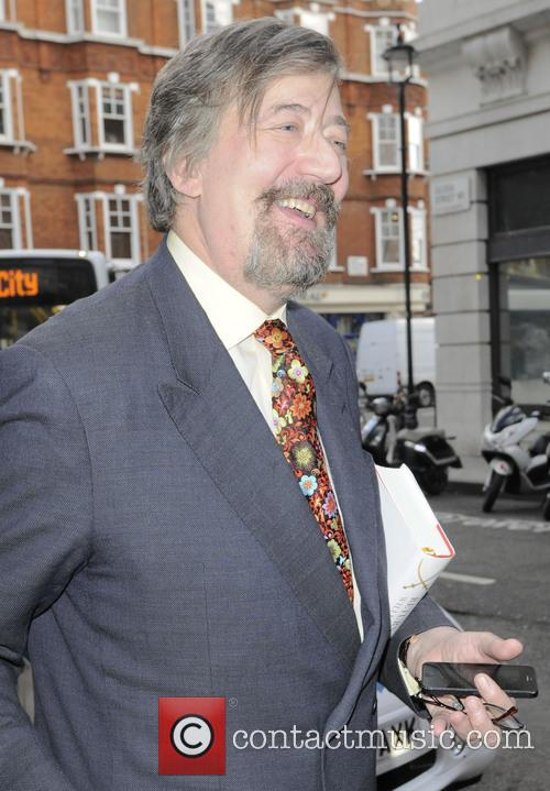 Stephen Fry Radio 2