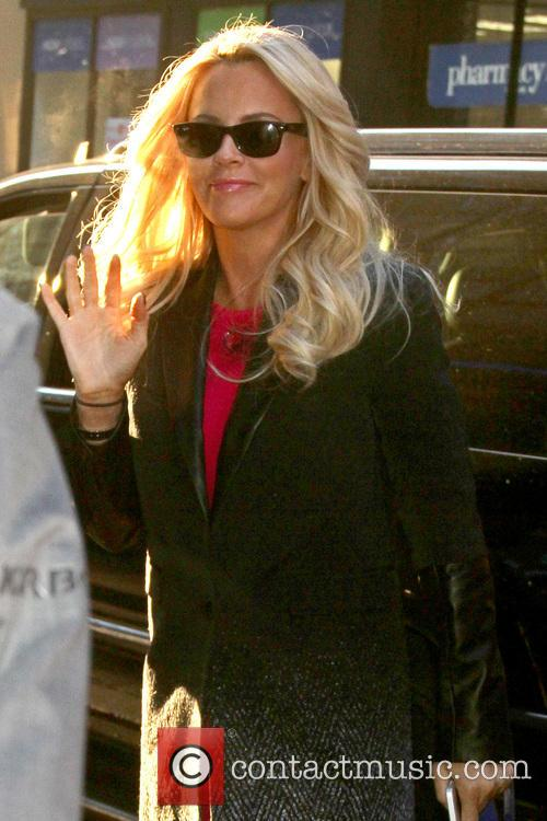 jenny mccarthy celebrities at nbc studios for the 3482178