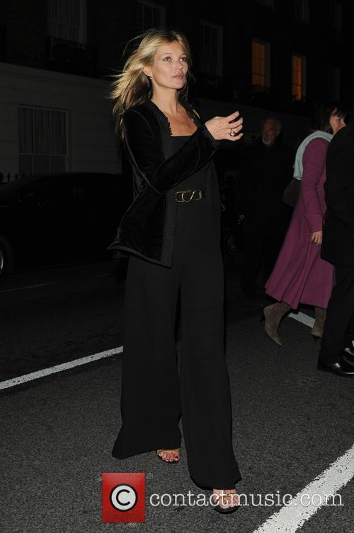 kate moss celebrities leave china tang restaurant 3482561