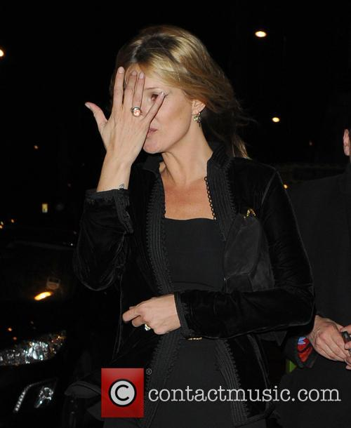 kate moss celebrities leave china tang restaurant 3482566