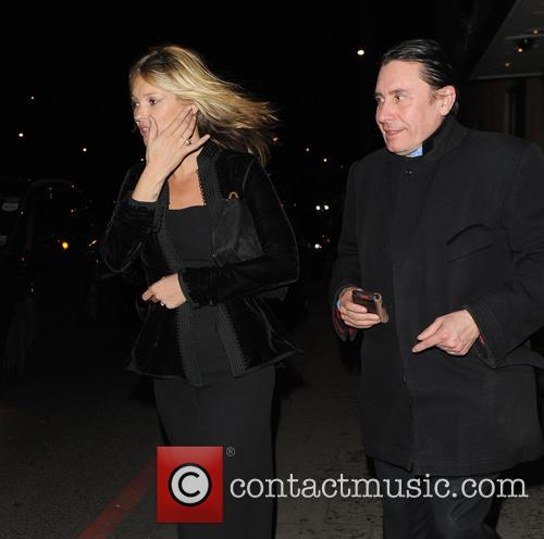 Kate Moss and Jools Holland 1