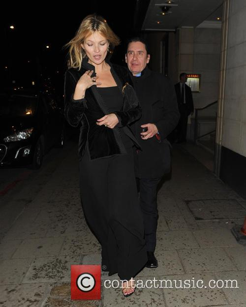 Kate Moss and Jools Holland 2