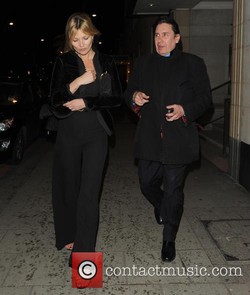 Kate Moss and Jools Holland 6
