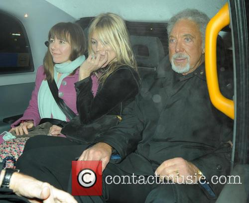 Kate Moss, Tom Jones