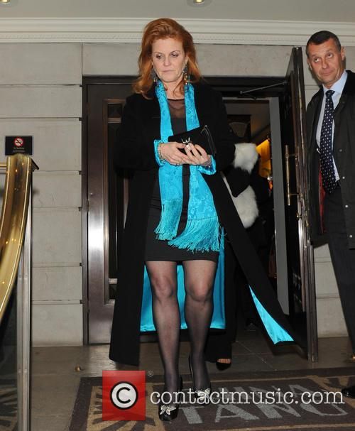 Sarah Ferguson and Duchess of York 3