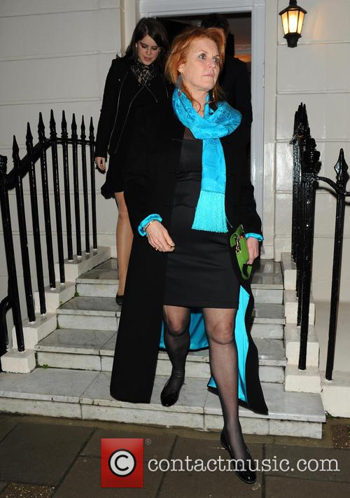 Sarah Ferguson and Duchess Of York 5