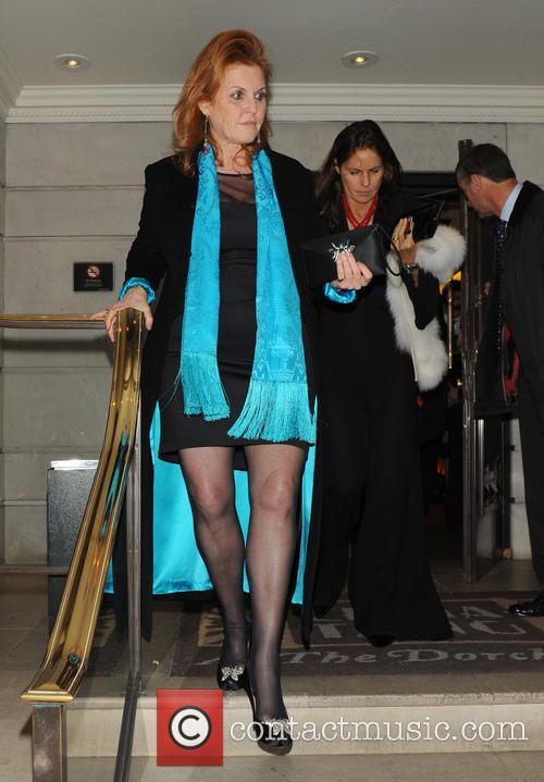 Sarah Ferguson and Duchess Of York 6
