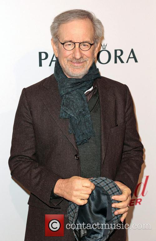 Steven Spielberg, Hollywood Reporter Nominees' Night 2013