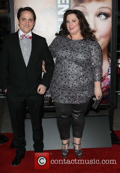 Ben Falcone and Melissa Mccarthy 1