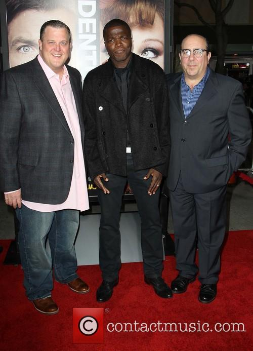 Billy Gardell, Reno Wilson and Louis Mustillo
