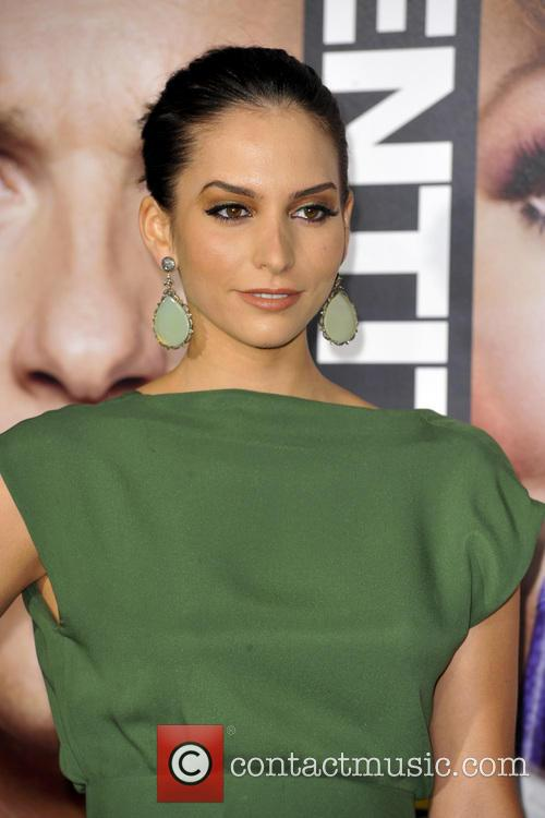 genesis rodriguez los angeles premiere of 'identity thief' 3482598