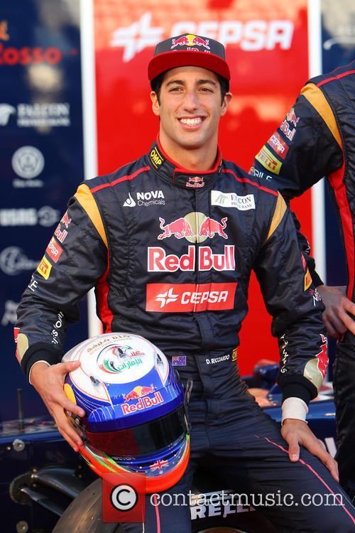 Daniel Ricciardo 6