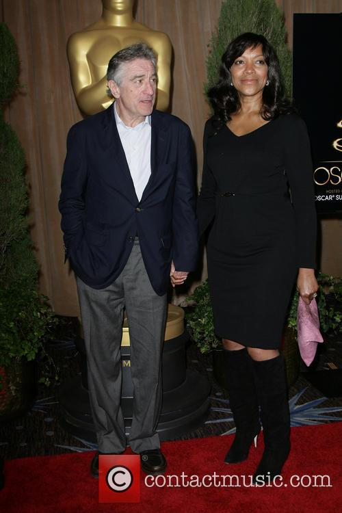 Robert De Niro and Grace Hightower 5