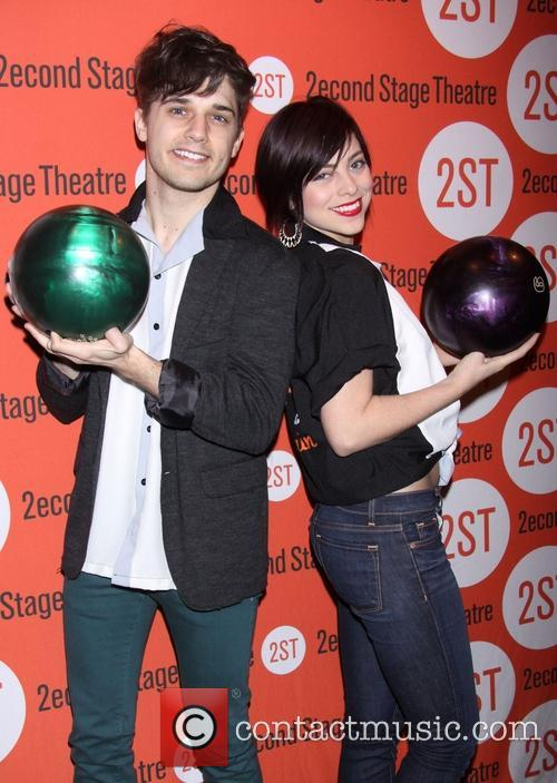 Second Stage Theatre's 26th Annual Bowling Classic held...