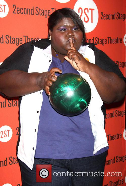 gabourey sidibe second stage theatre's 26th annual bowling 3482425