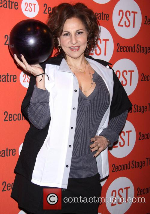 kathy najimy second stage theatre's 26th annual bowling 3482429