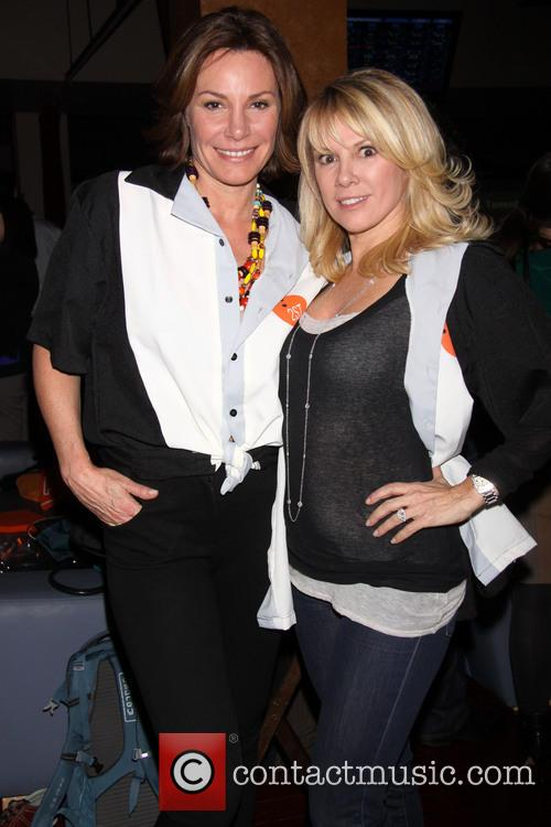 Countess Luann De Lesseps and Ramona Singer 2