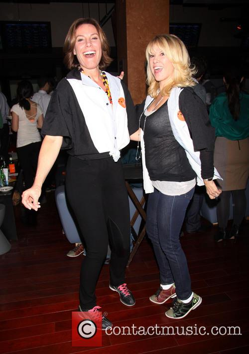 Countess Luann De Lesseps and Ramona Singer 1