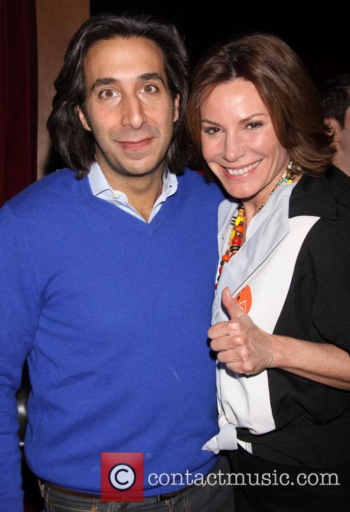Jacques Azoulay and Countess Luann De Lesseps 2