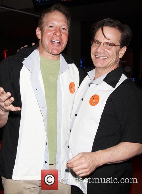 Steve Guttenberg and Peter Scolari 2