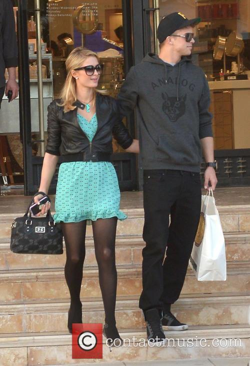 Paris Hilton and River Viiperi 5