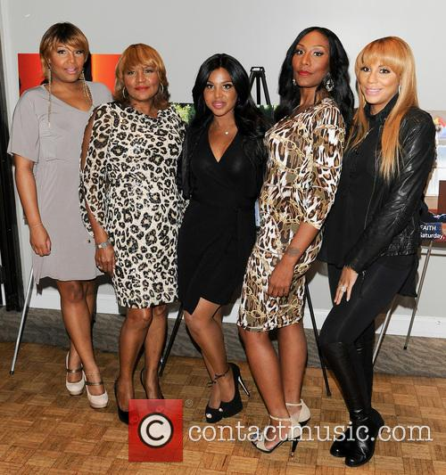 Cast Of Braxton Family Values 1
