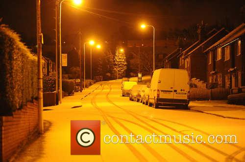 Weather and Snow In Manchester 3