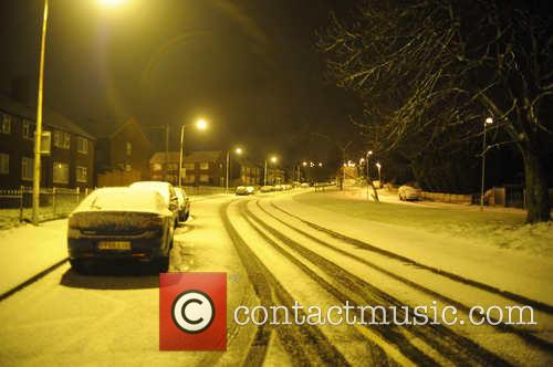 Weather and Snow In Manchester 5