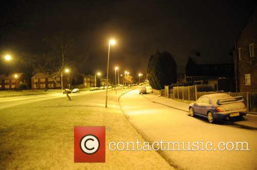 Weather and Snow In Manchester 9