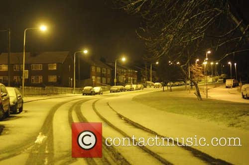 Weather and Snow In Manchester 16