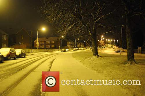Weather and Snow In Manchester 17