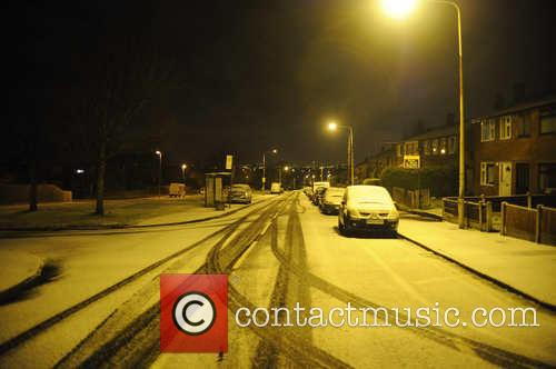 Weather and Snow In Manchester 19