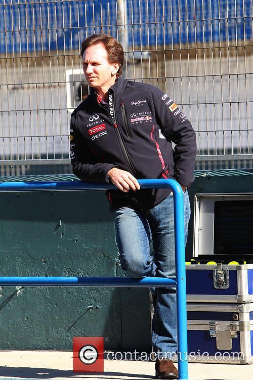 Christian Horner and Team Red Bull 1