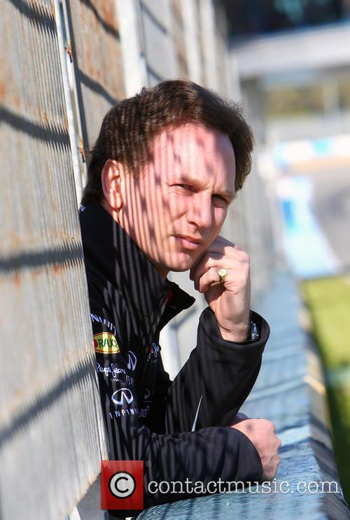 Christian Horner and Team Red Bull 2
